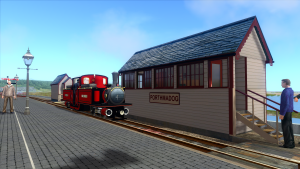 Porthmadog Signal Box