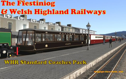 WHR Standard Coaches