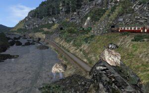 WHR - Aberglaslyn Tunnels